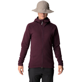 Houdini W's Wooler Houdi Jacket Rasberry Rush Red